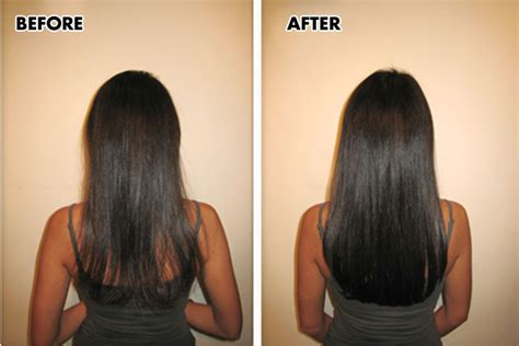 weave growth before after after before hair weave indian remy hair