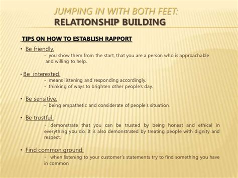 Your Customers Treat Them Well Build Strong Relationships by Customer Service 1