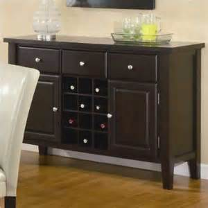 Buffet Server Table 3 Solid Wood Buffet Style Server Consumer Reviews Home