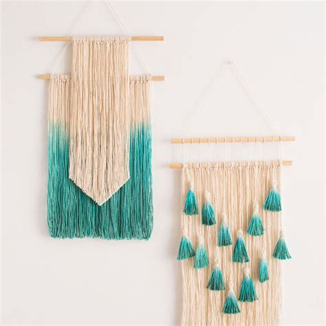 Diy String Wall - 2 simple ways to make wall with string brit co