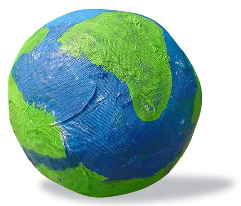 globe craft preschool crafts for earth day pinata craft