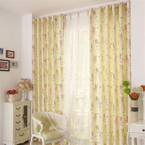 kids bedroom curtain eco friendly printed kids bedroom curtains for girls bedrooms