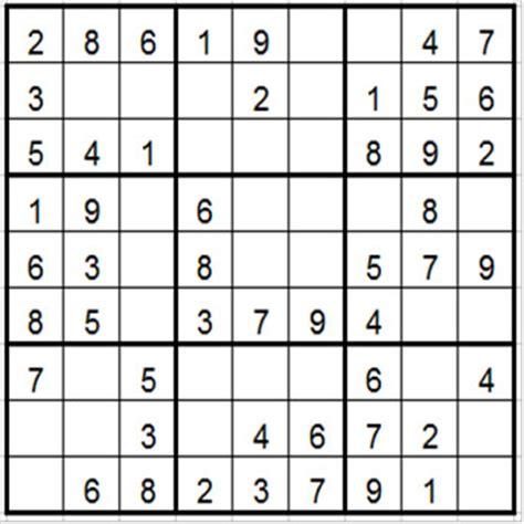 imagenes sudoku para imprimir sudoku brasil escola