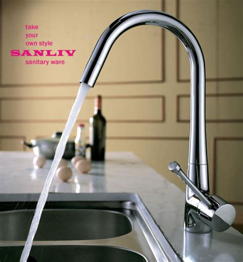 Kitchen Mixer Tap is a faucet that mixes hot and cold