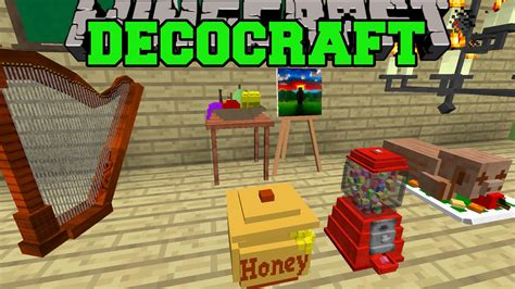mods in minecraft for 1 8 decocraft 2 mod for minecraft 1 9 4 1 8 9 1 7 10 and 1 6