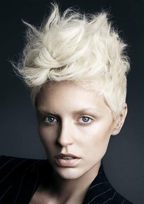 womens short mohawk hair styles