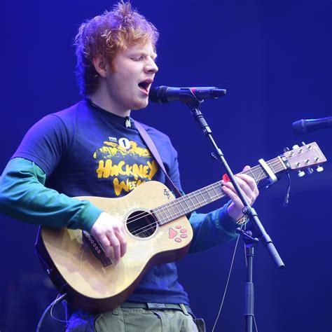 Ed Sheeran Unplugged   ed sheeran acoustic nycrophone