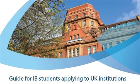 the guide for ib students uk edition 2018 books student guides for applying to abroad ib