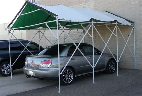 pvc awnings build a pvc car canopy