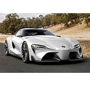 2016 Toyota Supra New  Cars Auto Redesign