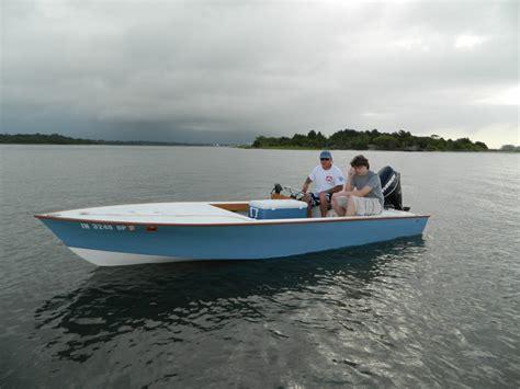 bird dog boat plans poling skiff plans bing images