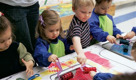 children s painting free classes for for tots nyc uws discovery