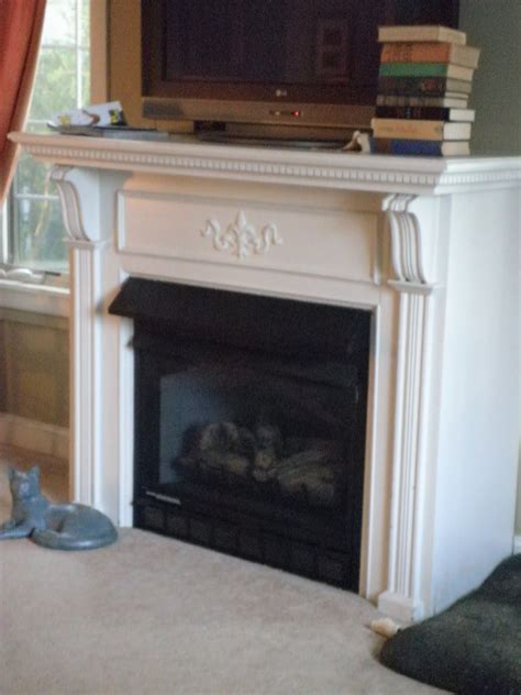 gas fireplace mantles our sears kit home fireplace mantel