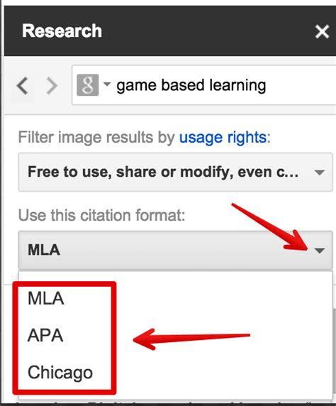 google images apa citation here is how to easily cite papers in different formats in