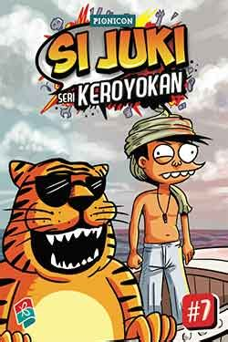 Si Juki Seri Keroyokan 8 si juki seri keroyokan 7 bukubukularis toko buku