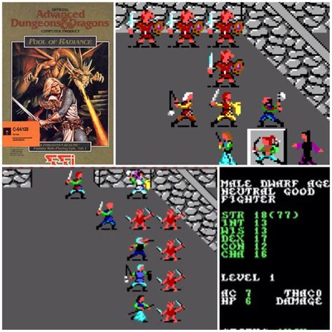pool of radiance download 1988 role playing game pool of radiance is a role playing video game developed