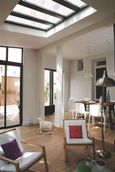 Extension Maison Toit Plat 633 by Modele De Toiture Pour Maison Voustes Intresss Par
