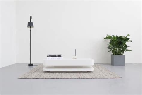Ikea Salontafel Wit Hoogglans by Design Salontafel Hoogglans Wit Rknl20 Door Ronald Knol