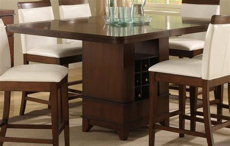 kitchen table furniture square dining table for 4 homesfeed