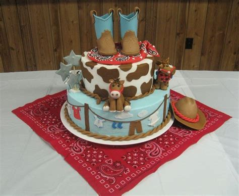 western theme baby shower decorations 45 best cowboy baby shower cake images on baby