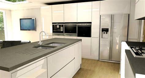 kitchen remodel designer german handleless kitchens