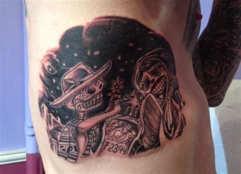 dia de muertos tattoo dia de los muertos tattoos majestic nyc