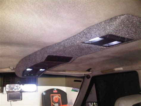 Jeep Xj Overhead Console Overhead Console Retrofit Jeep Forum