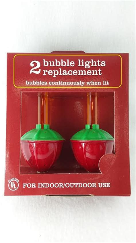 bubble christmas lights replacement bubble christmas