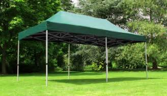 Pop Up Gazebo Jysk by Premier 3m X 6m Foldable Pop Up Gazebo Green 163 349 99