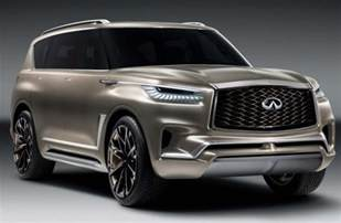 Infiniti Armada 2019 Infiniti Qx80 Luxury Patrol Armada Previewed By