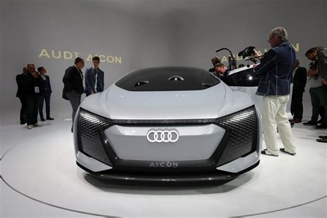 concept audi aicon concept is audi s future vision of an autonomous