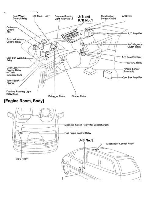 Toyota Previa Engine Diagram I A 1990 Toyota Tarago Estima Right Drive In