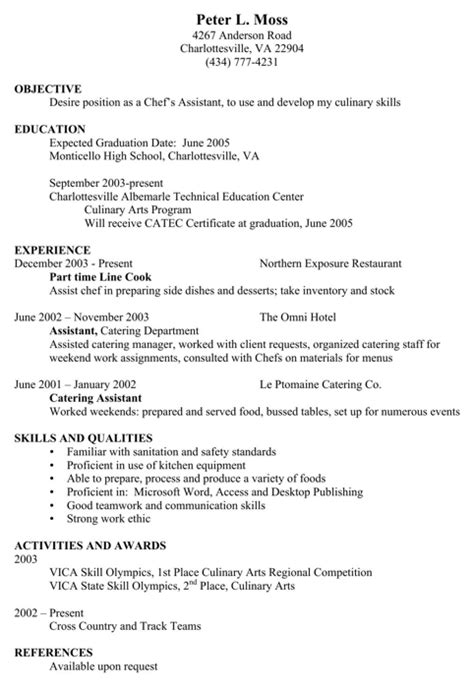 assistant resume templates for free formtemplate