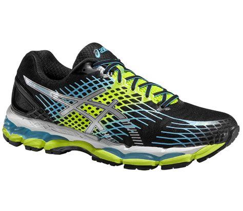Asics Gel Cumulus 17 Black Yellow asics gel nimbus 17 s running shoes yellow black