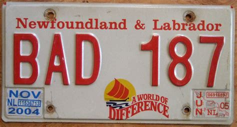 Phone Number Lookup Newfoundland Phone Number For Motor Vehicle Registration Newfoundland