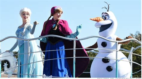 frozen film number 2 disney launches frozen cruise