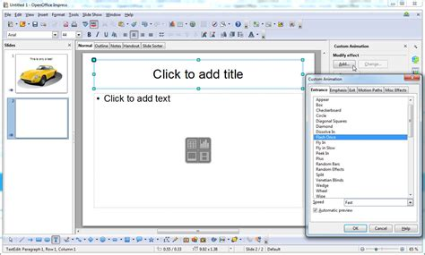 tutorial powerpoint open office how to convert svg to ppt with openoffice impress