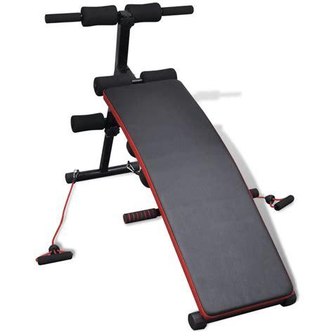 multifunctional exercise bench vidaxl co uk adjustable multifunctional sit up bench