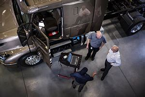 volvo dealers  certified uptime centers truck news