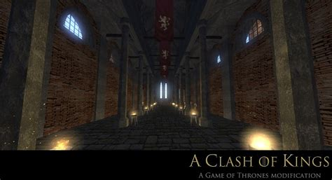 red  throne room image  clash  kings game