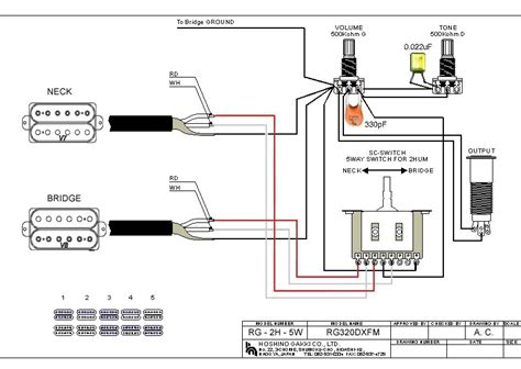 ibanez wiring diagram fuse box and wiring diagram
