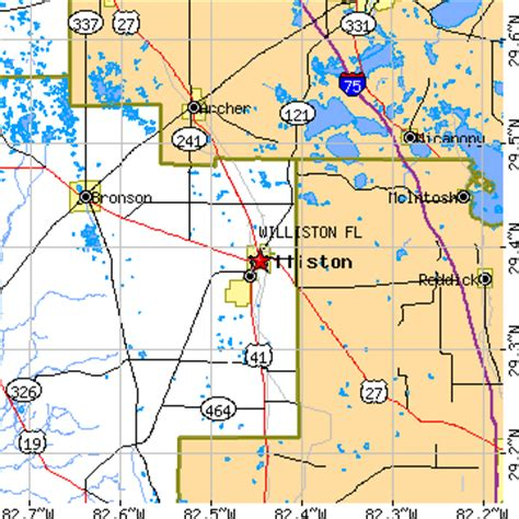 williston florida map williston florida fl population data races housing