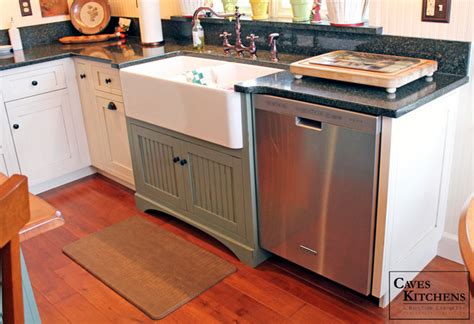 hybrid kitchens white green hybrid farmhouse kitchen with green island