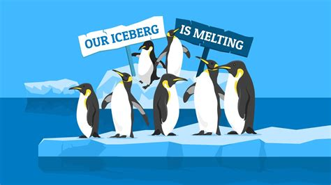 kotter our iceberg is melting video our iceberg is melting keni candlecomfortzone