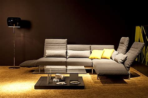 Rolf Plura Sofa Extraordinary Buildings Rooms