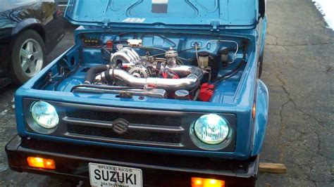 download car manuals 1992 suzuki samurai engine control rotary samurai 1 youtube
