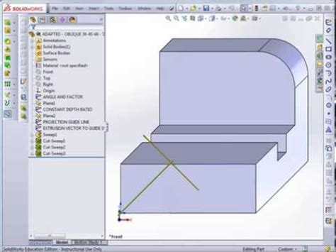 solidworks tutorial in hindi full download solidworks student lesson 9a revolve and