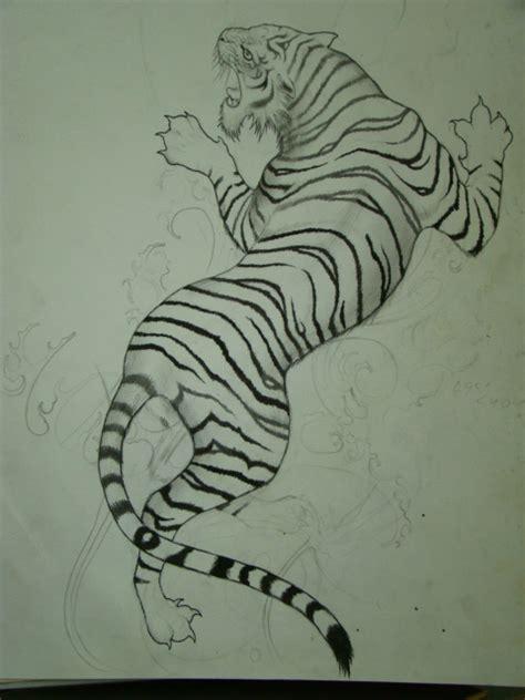tigre desenho 171 joker tattoo