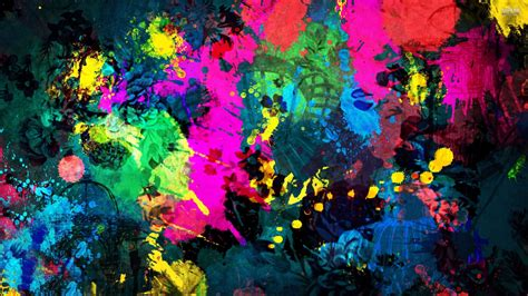 paint colorful paint wallpaper 2560x1440 51289
