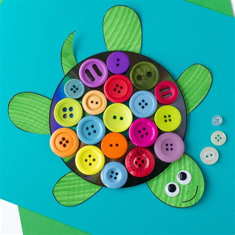 turtle craft for cupcake liner turtle craft